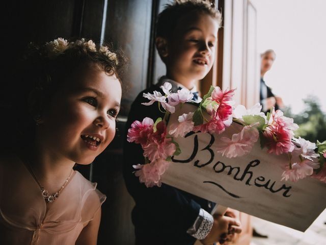 Le mariage de Germain et Stéphanie à Guilers, Finistère 94