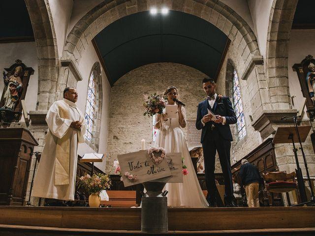Le mariage de Germain et Stéphanie à Guilers, Finistère 104