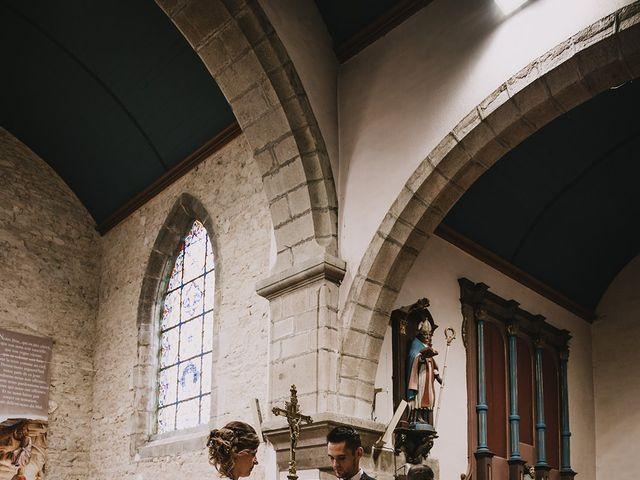 Le mariage de Germain et Stéphanie à Guilers, Finistère 109