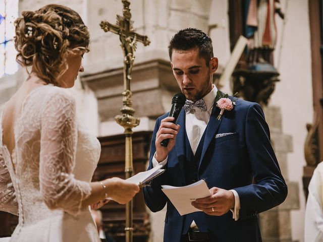 Le mariage de Germain et Stéphanie à Guilers, Finistère 110