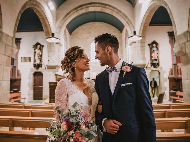 Le mariage de Germain et Stéphanie à Guilers, Finistère 131