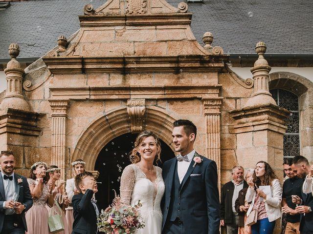 Le mariage de Germain et Stéphanie à Guilers, Finistère 133