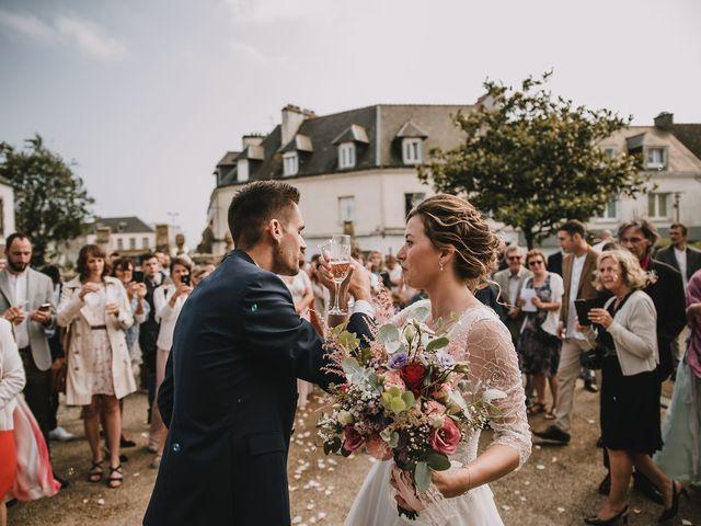 Le mariage de Germain et Stéphanie à Guilers, Finistère 136