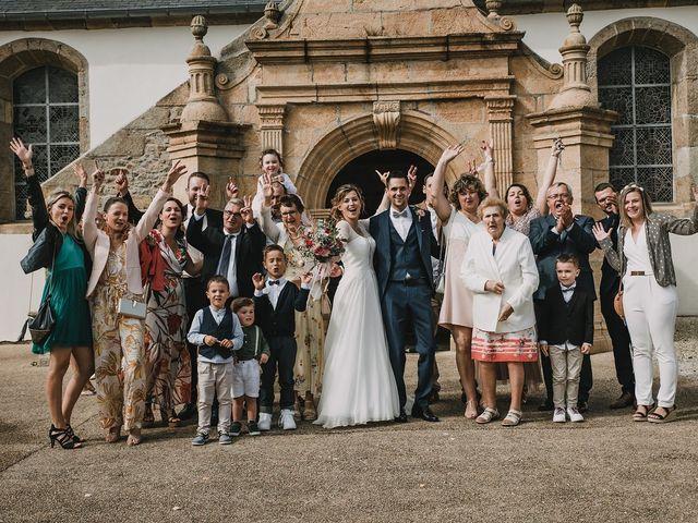 Le mariage de Germain et Stéphanie à Guilers, Finistère 142