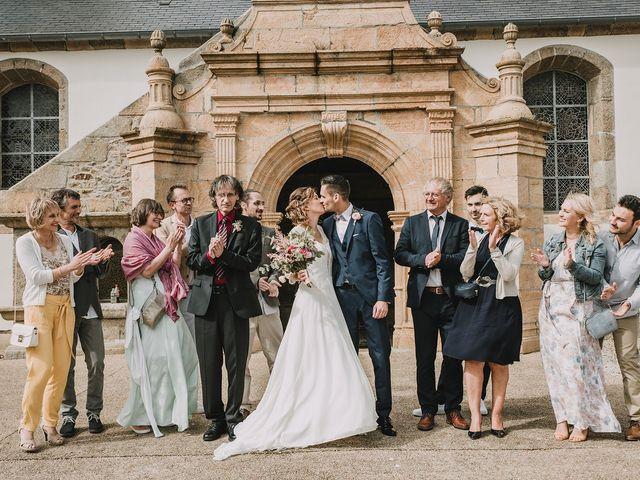 Le mariage de Germain et Stéphanie à Guilers, Finistère 143
