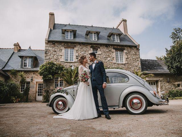 Le mariage de Stéphanie et Germain