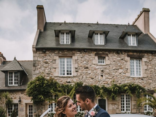Le mariage de Germain et Stéphanie à Guilers, Finistère 147