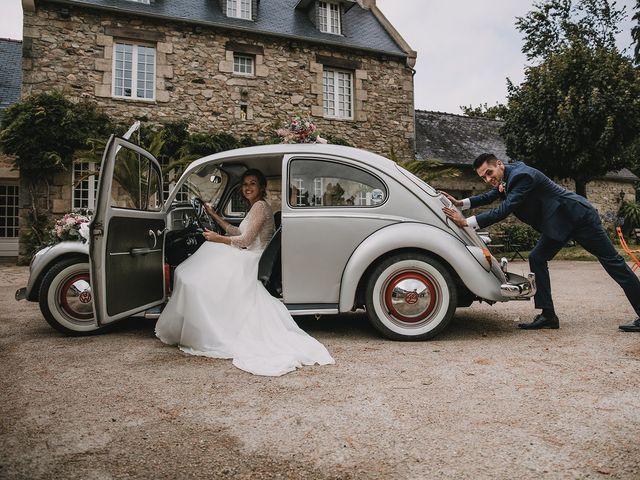 Le mariage de Germain et Stéphanie à Guilers, Finistère 148