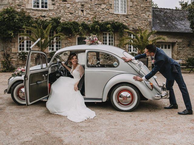 Le mariage de Germain et Stéphanie à Guilers, Finistère 149