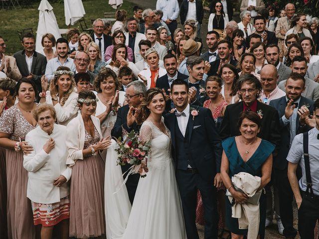 Le mariage de Germain et Stéphanie à Guilers, Finistère 159