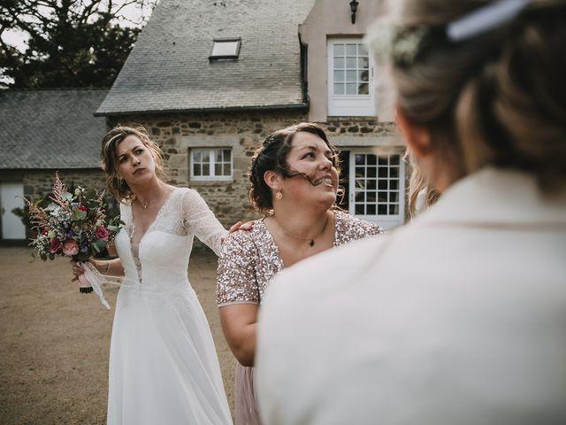 Le mariage de Germain et Stéphanie à Guilers, Finistère 173