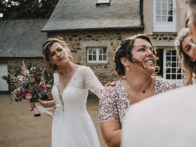 Le mariage de Germain et Stéphanie à Guilers, Finistère 174