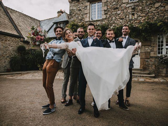 Le mariage de Germain et Stéphanie à Guilers, Finistère 176