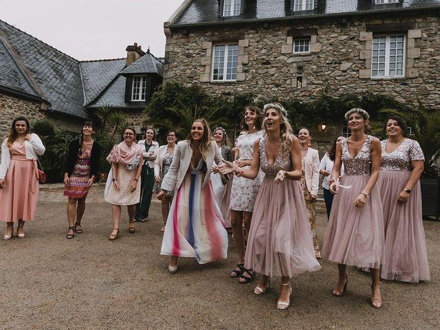 Le mariage de Germain et Stéphanie à Guilers, Finistère 204
