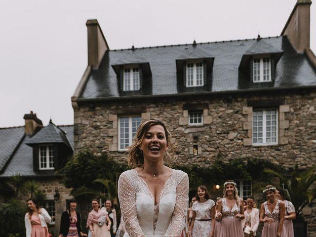 Le mariage de Germain et Stéphanie à Guilers, Finistère 206