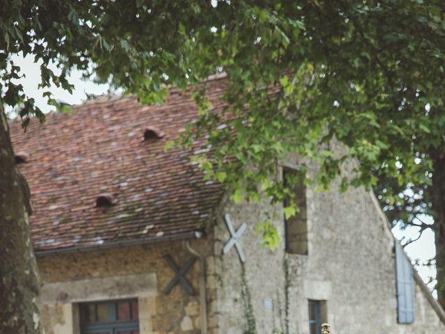 Le mariage de Luc et Sabrina à Saint-Cyr-la-Rosière, Orne 12