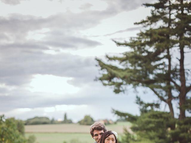 Le mariage de Luc et Sabrina à Saint-Cyr-la-Rosière, Orne 14