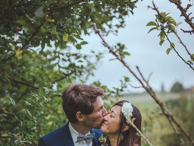Le mariage de Luc et Sabrina à Saint-Cyr-la-Rosière, Orne 18