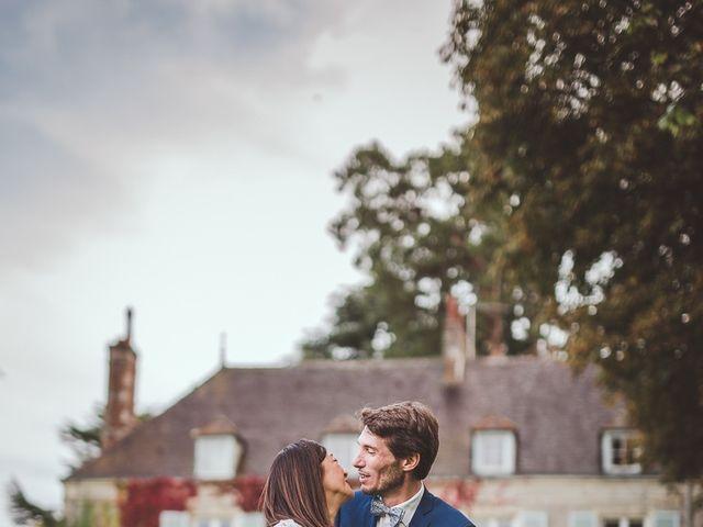 Le mariage de Luc et Sabrina à Saint-Cyr-la-Rosière, Orne 21