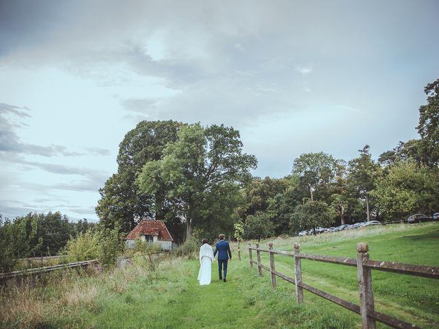 Le mariage de Luc et Sabrina à Saint-Cyr-la-Rosière, Orne 22