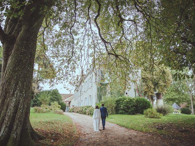 Le mariage de Luc et Sabrina à Saint-Cyr-la-Rosière, Orne 26