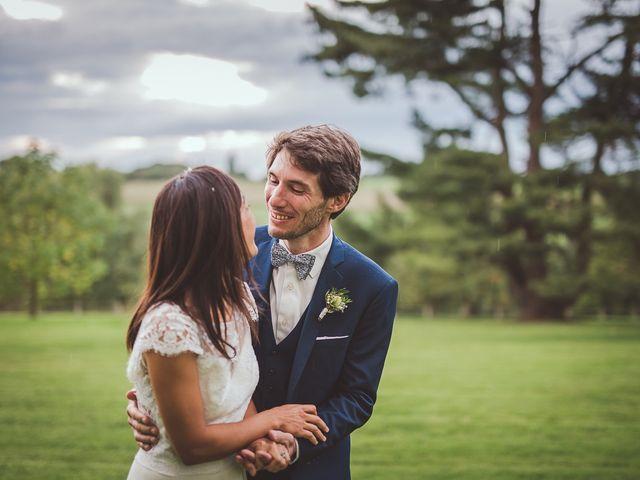 Le mariage de Sabrina et Luc