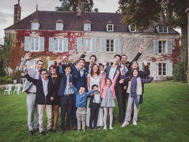 Le mariage de Luc et Sabrina à Saint-Cyr-la-Rosière, Orne 30