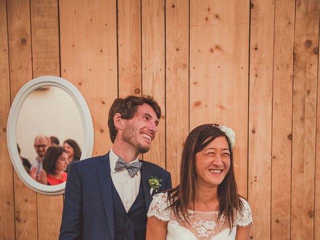 Le mariage de Luc et Sabrina à Saint-Cyr-la-Rosière, Orne 40