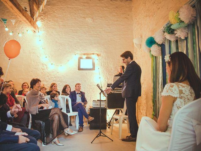 Le mariage de Luc et Sabrina à Saint-Cyr-la-Rosière, Orne 42
