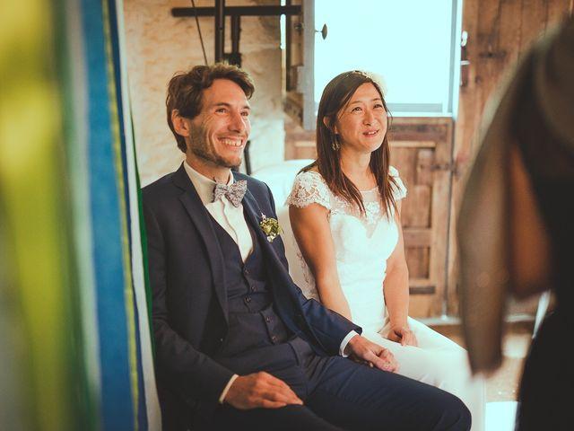 Le mariage de Luc et Sabrina à Saint-Cyr-la-Rosière, Orne 44