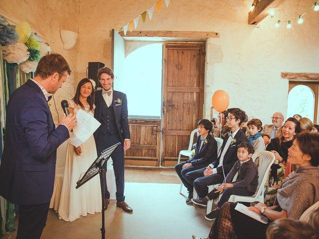 Le mariage de Luc et Sabrina à Saint-Cyr-la-Rosière, Orne 45