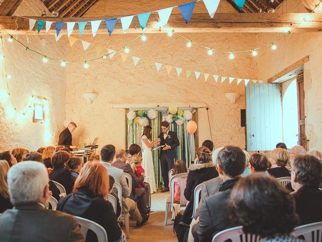 Le mariage de Luc et Sabrina à Saint-Cyr-la-Rosière, Orne 46