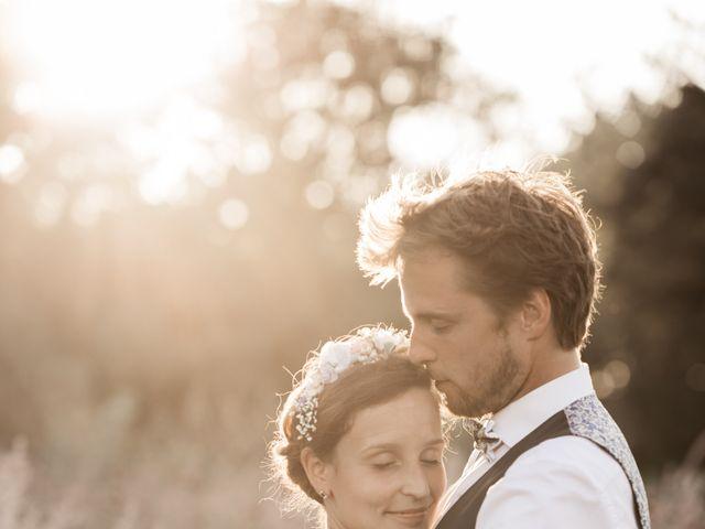 Le mariage de Jérôme et Claire à Carcassonne, Aude 1