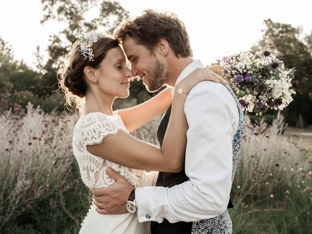 Le mariage de Jérôme et Claire à Carcassonne, Aude 2