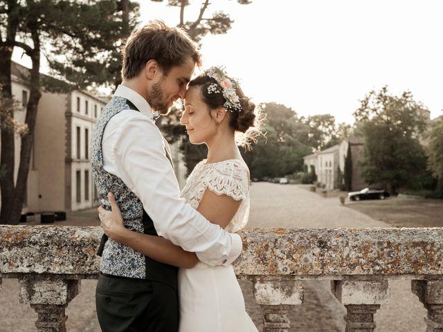 Le mariage de Jérôme et Claire à Carcassonne, Aude 9