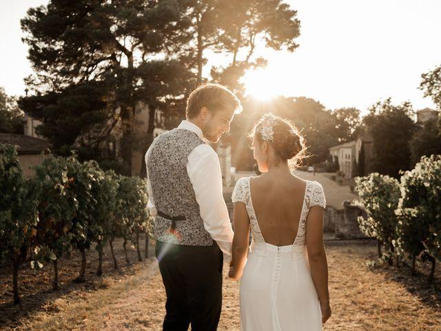 Le mariage de Claire et Jérôme