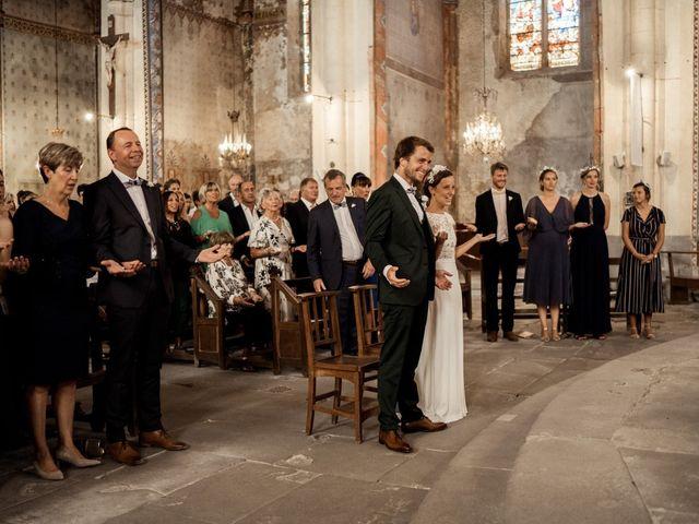 Le mariage de Jérôme et Claire à Carcassonne, Aude 44