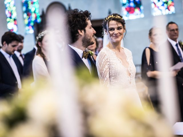 Le mariage de Sébastien et Camille à Le Touquet-Paris-Plage, Pas-de-Calais 15