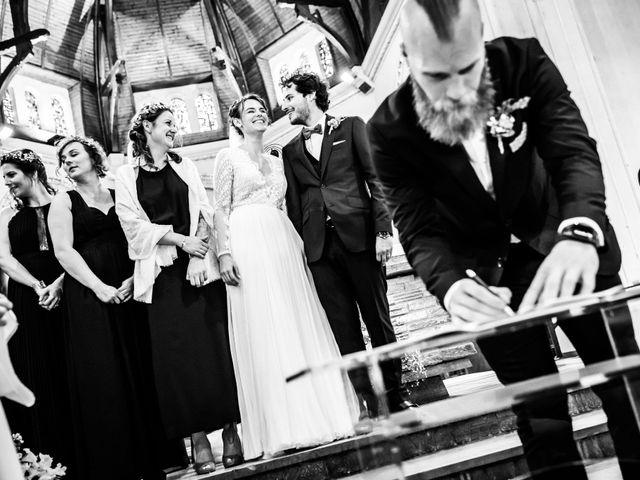 Le mariage de Sébastien et Camille à Le Touquet-Paris-Plage, Pas-de-Calais 21