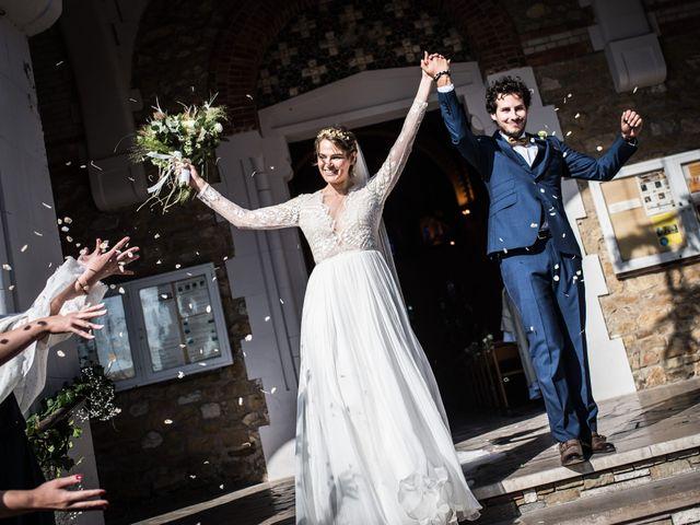 Le mariage de Sébastien et Camille à Le Touquet-Paris-Plage, Pas-de-Calais 22