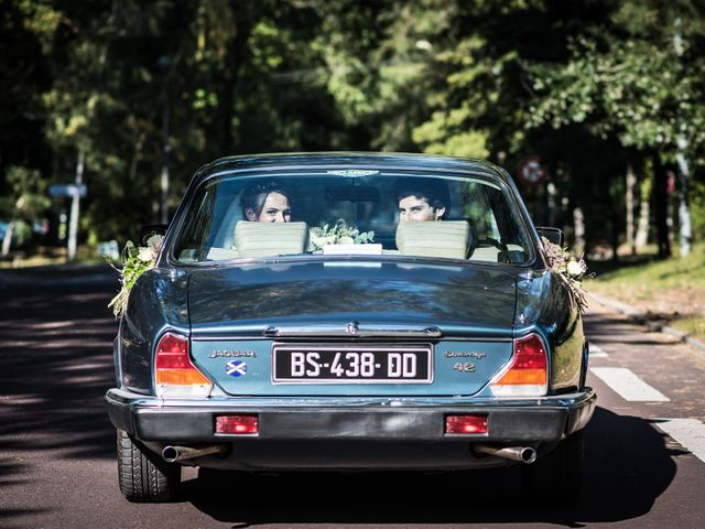 Le mariage de Sébastien et Camille à Le Touquet-Paris-Plage, Pas-de-Calais 25
