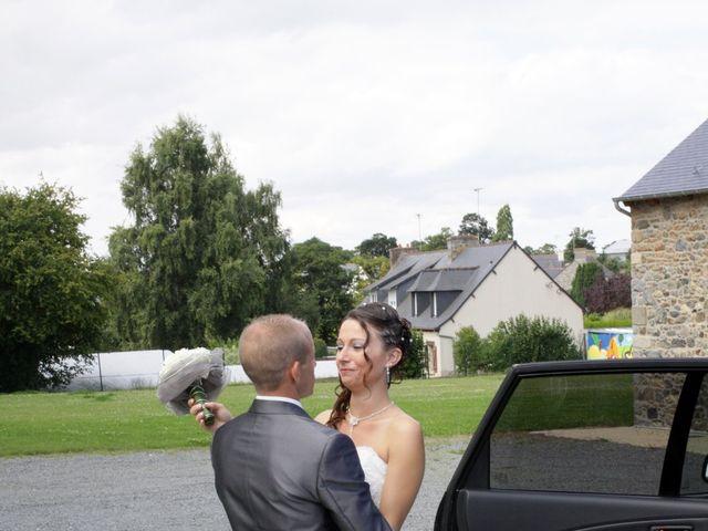 Le mariage de Thomas et Sandy à Coëtmieux, Côtes d'Armor 6
