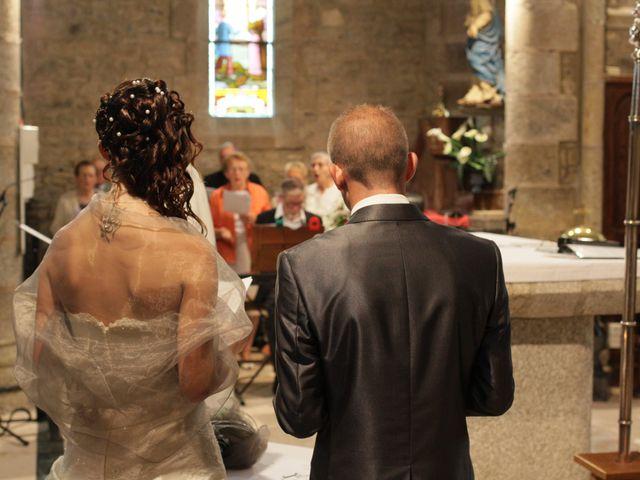 Le mariage de Thomas et Sandy à Coëtmieux, Côtes d'Armor 7