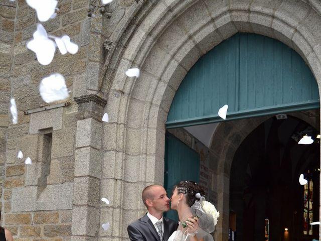 Le mariage de Thomas et Sandy à Coëtmieux, Côtes d'Armor 8