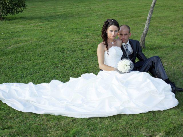 Le mariage de Thomas et Sandy à Coëtmieux, Côtes d'Armor 20