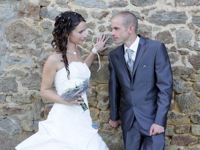 Le mariage de Thomas et Sandy à Coëtmieux, Côtes d'Armor 21