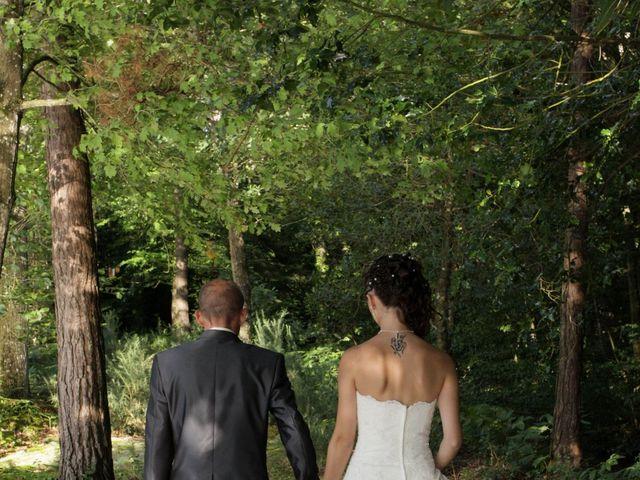 Le mariage de Thomas et Sandy à Coëtmieux, Côtes d'Armor 23