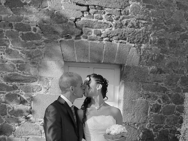 Le mariage de Thomas et Sandy à Coëtmieux, Côtes d'Armor 26