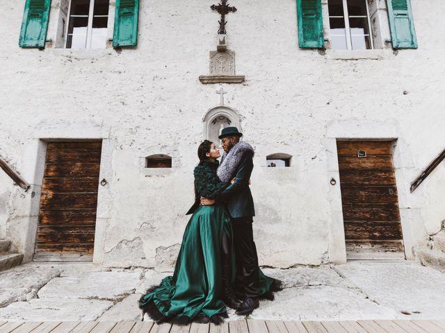 Le mariage de Prisila et Kévin