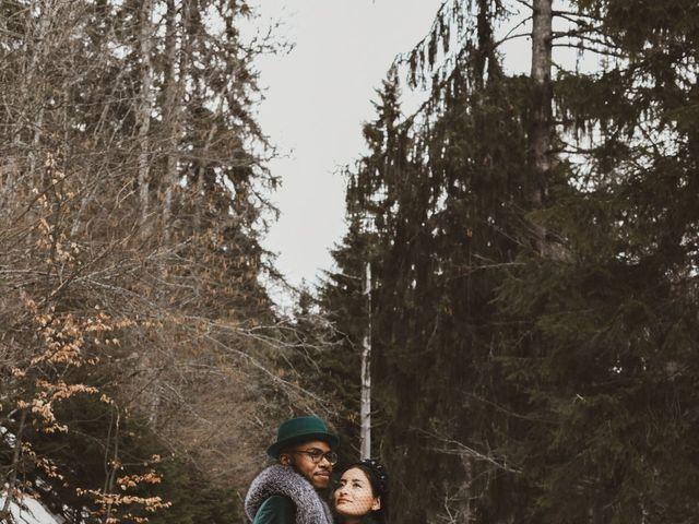 Le mariage de Kévin et Prisila à Le Reposoir, Haute-Savoie 6